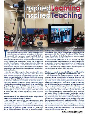 SWMusician Inspired Teaching