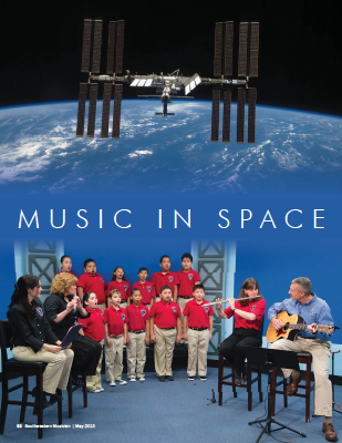 SWMusician Music in Space